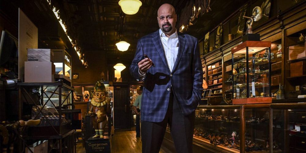 This NASA analyst left a $200,000 job to sell cigars