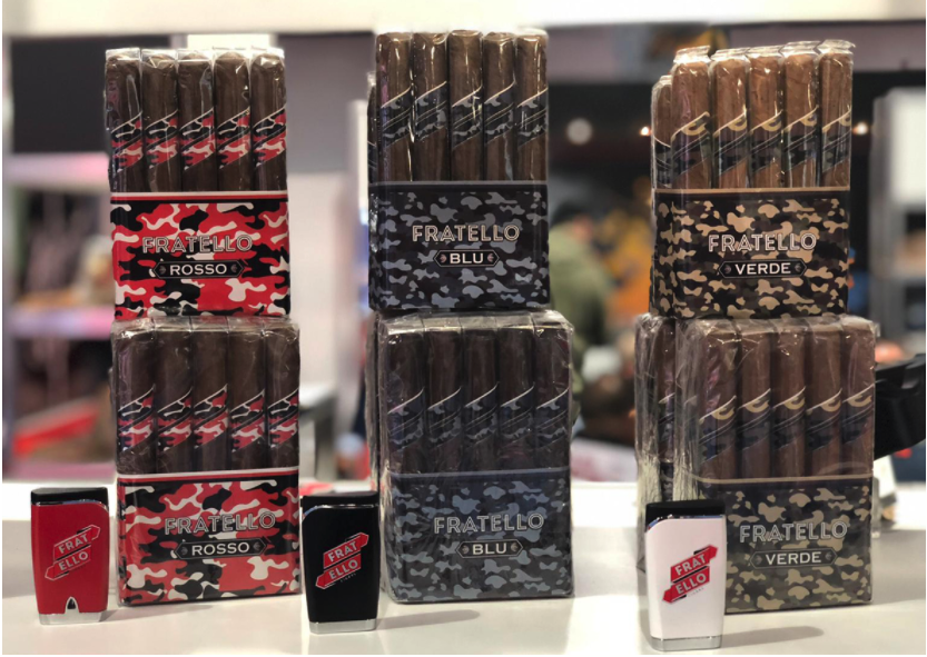 FRATELLO CAMO MOVES TO 25-COUNT BUNDLES